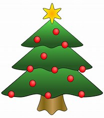 Image result for christmas tree images clip art
