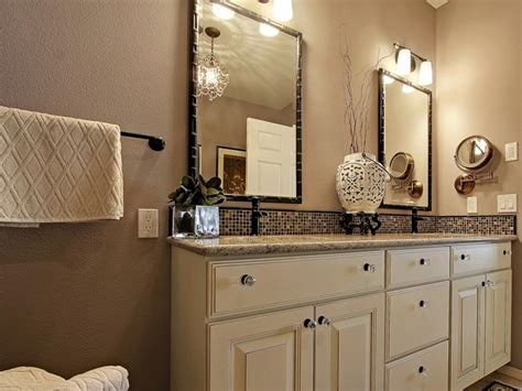 Bathroom Cabinet Colors by 9 Bathroom Vanity Ideas Hgtv