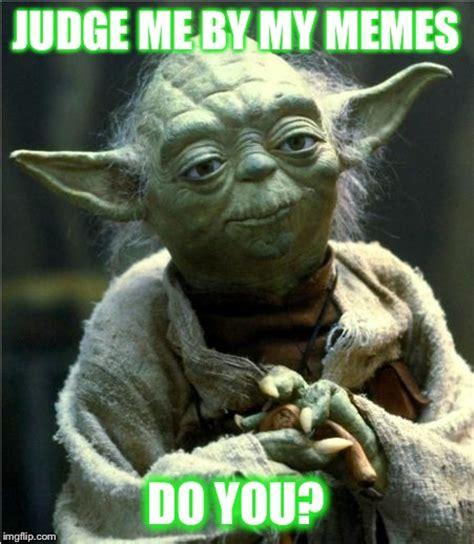 Judging Meme - jedi master yoda imgflip