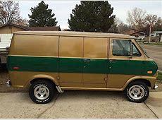 SHAGADELIC 1972 Ford E100 Econoline for Sale Ford