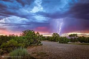 Desert Lightning | Wintermeyer Photography