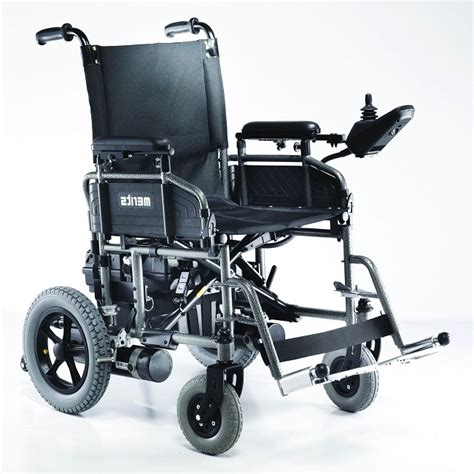 merits health travel ease folding power chair merits