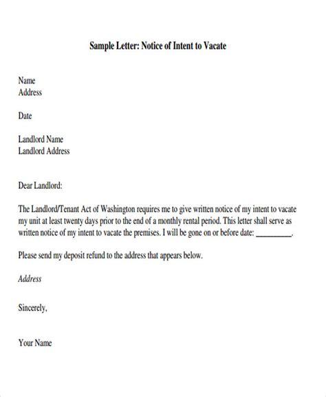 letter  intent rental    ways