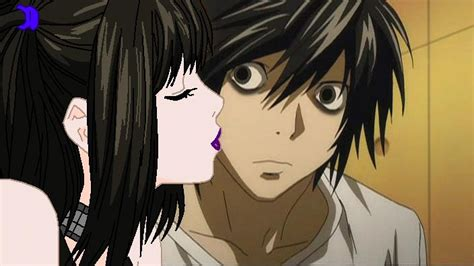 Anime Kiss Death Note Anime Galleries Dot Net My Death Note Rpc S Me