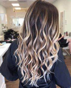 Ombre Hair Blond Polaire : 43 balayage high lights to copy today balayage dark brown and brunettes ~ Nature-et-papiers.com Idées de Décoration
