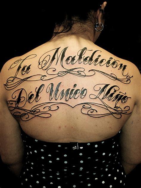 tatto lettere cursive letters
