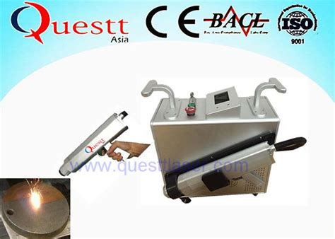 rust laser removal gun machine held hand portable cleaning trigger number