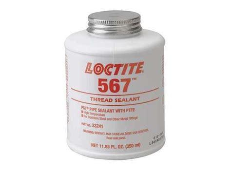 teflon kleben loctite loctite 33241 thread sealant with ptfe 350ml white newegg