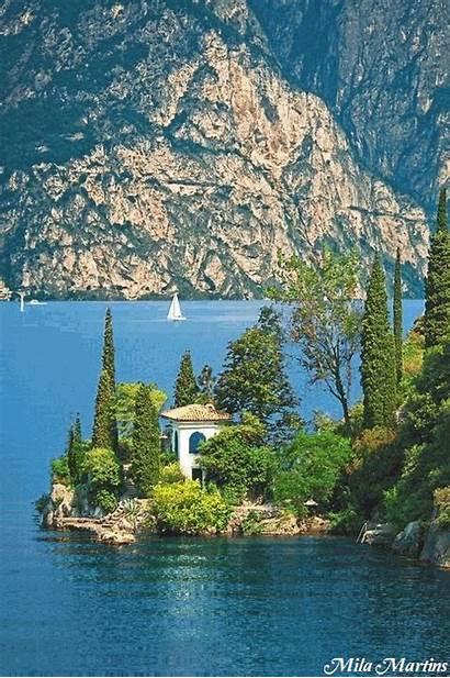 Garda Italy Torbole Lake Villa Trentino Gardasee