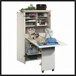 fice Furniture Standing Desk Craft Sewing Machine