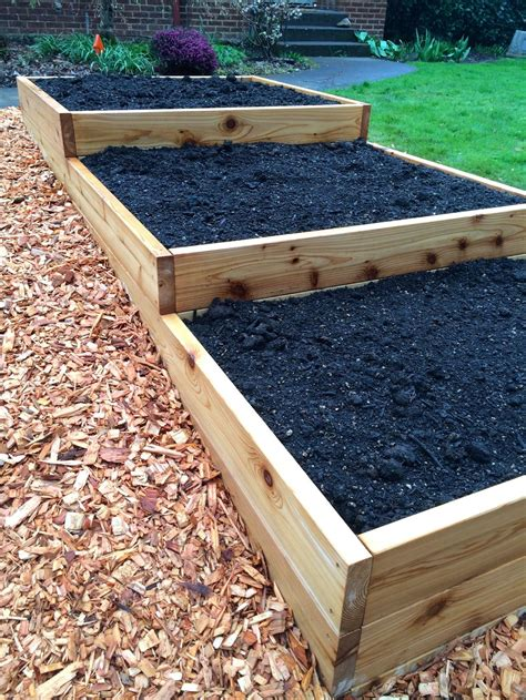 raised landscape beds raised garden beds portland edible gardens raised garden beds edible landscaping and