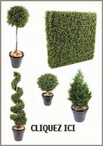 Fausse Plante Verte : fausse plante verte exterieur la pilounette ~ Teatrodelosmanantiales.com Idées de Décoration