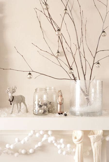 holiday decorating with branches dreaming of june