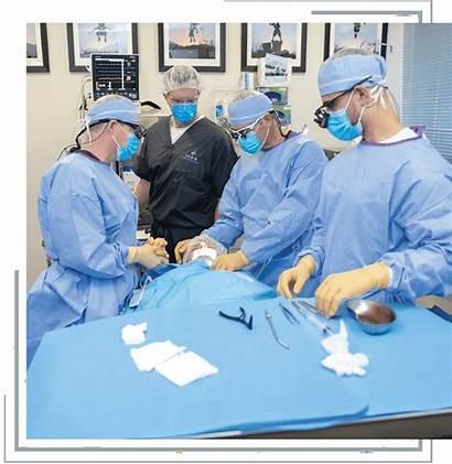 Trauma Facial Treatment Oral Surgeons Team Surgeon