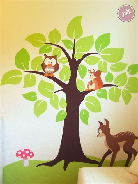 Entzückende Inspiration Wandbilder Kinderzimmer Und Tolle