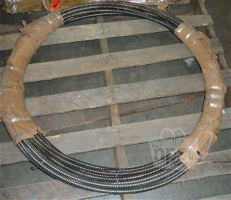 100 ft plumbing snake 100 ft steel 5 8 quot diameter industrial plumbing sewer