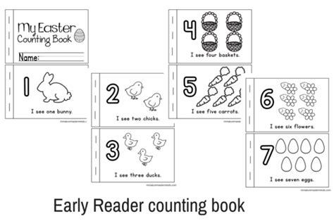 easter no prep preschool and kindergarten worksheet 30 364   22 e1490664827501 960x638