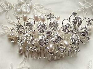 Perfect Hair Brooches For Weddings You39ve Always Desired