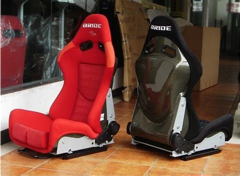 China Bride Lowmax Style Carbon Fiberreclinable Racing/car