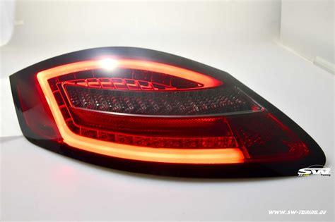 Sw-celi Led Tail Light For Porsche Boxster / Cayman 987 05