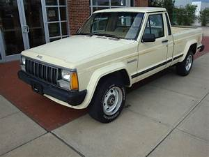 1988 Jeep Comanche Pioneer V4 Manual For Sale In Fort