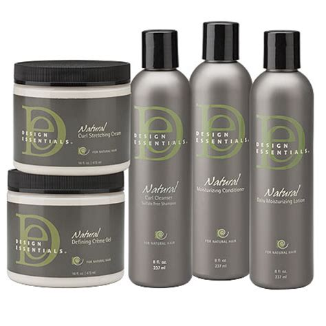 design essentials hair products design essentials line sleek posh and tamed