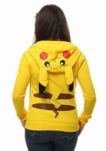 womens i am pikachu pokemon hoo