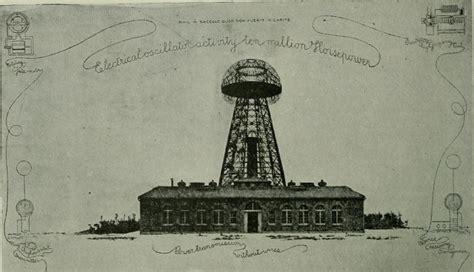 Nikola Tesla In New York