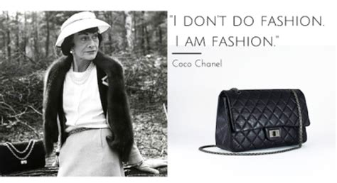 short history   famous chanel  bag designer handbags review