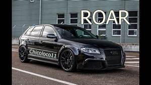 Audi Rs3 8p Bremsscheiben : audi rs3 8p roar don silencioso auspuffanlage youtube ~ Jslefanu.com Haus und Dekorationen