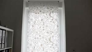Rollo Dachfenster Ikea : ikea liselott rollo anbringen von gewusstwie youtube von rollo ohne bohren ikea photo haus ~ A.2002-acura-tl-radio.info Haus und Dekorationen