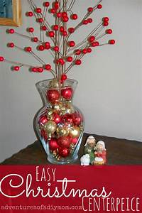 Easy, Christmas, Centerpiece