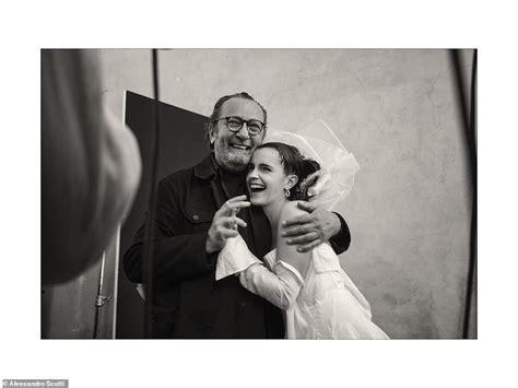 Pirelli Calendar Emma Watson Joins Kristen Stewart