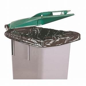 Poubelle 120 Litres : sacs poubelle pour conteneur 120 litres 40 microns x100 ~ Melissatoandfro.com Idées de Décoration