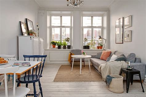 A Carefully Laid Out Cosy Swedish