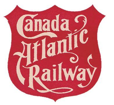 Boat Lettering Canadian Tire by 80 Best Railroad Logos Images On Paths Iron