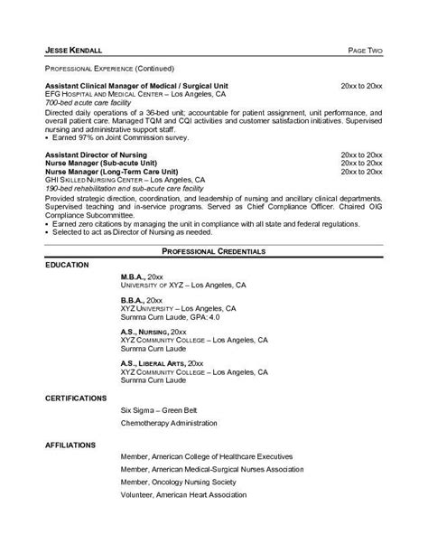 Certifications In Progress On Resume by Certifications On A Resume Exle
