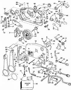 Johnson Remote Control Parts For 1993 150hp J150wtlets