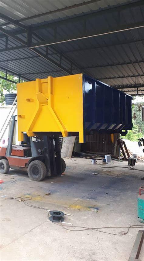 roro bin fabrication  machine engineering sdn bhd