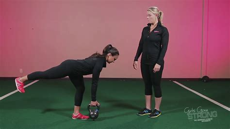 deadlift romanian kettlebell leg single training strength woman