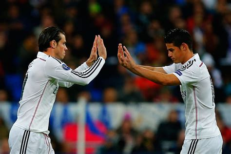 Gareth Bale, James Rodriguez - James Rodriguez Photos ...