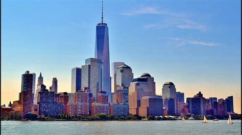 New York Skyline Time Lapse Collection