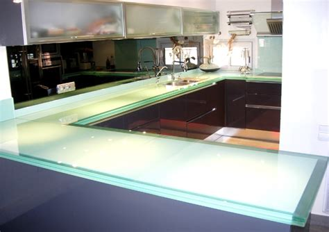 plan de travail cuisine verre plans de travail pour cuisine et salle de bains silgranit33