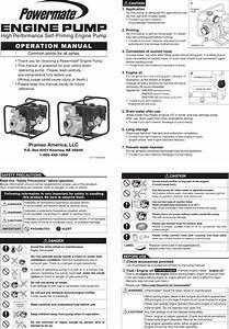 Powermate Pp0100363 Operation Manual 363 365