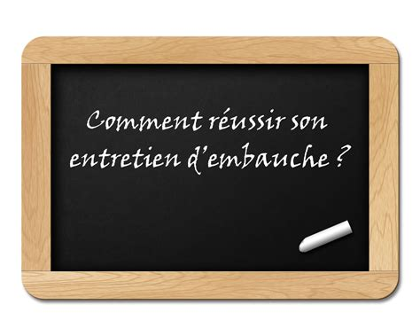 comment r 233 ussir entretien d embauche myjobmania