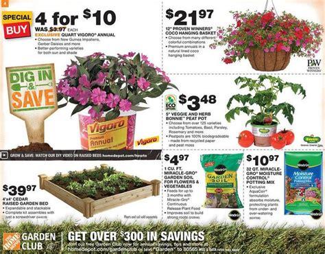 garden center coupons gardening some special buy of home depot garden center