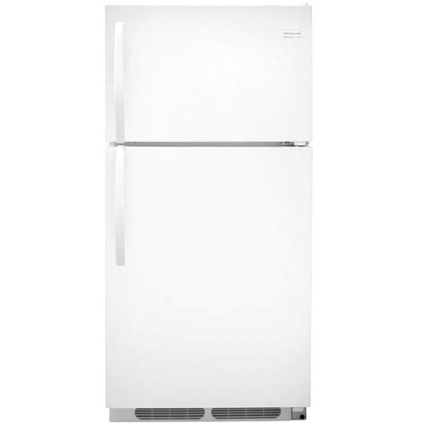 frigidaire 14 6 cu ft top freezer refrigerator