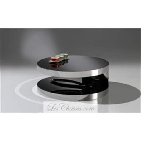 cuisine moderne avec bar table basse ronde design lille et tables basses ronde inox