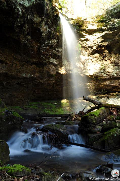 dogwood falls ozark national forest explore  ozarks