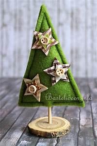Holzsterne Zum Basteln : basteln und n hen zu weihnachten kleine weihnachtsb ume ~ Articles-book.com Haus und Dekorationen
